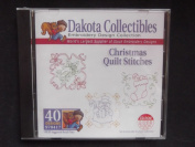 Dakota Collectibles Christmas Quilt Stitches