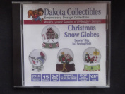 Dakota Collectibles Christmas Snow Globes