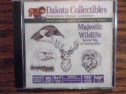 Dakota Collectibles Majestic Wildlife Sewing Big