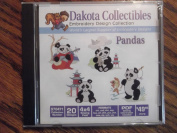 Dakota Collectibles Pandas