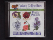 Dakota Collectibles Pretty Pansies