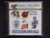 Dakota Collectibles Pretty Pansies