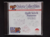 Dakota Collectibles Quilt Stitch Patterns