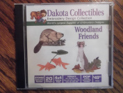 Dakota Collectibles Woodland Friends