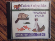 Dakota Collectibles Woodland Friends