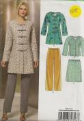 New Look 6855, Misses' Wardrobe, Size 8-18, OOP