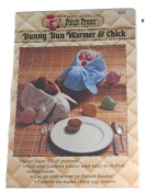 Patch Press Bunny Bun Warmer & Chick Pattern