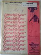 Stretch & Sew Pattern 1005 ~ Ann's Hooded Jacket ~ Bust 30-42