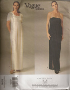 Vogue 1689, Maternity Evening Dress, Size 14-18