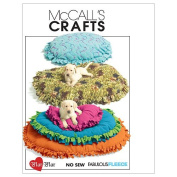 McCall's Patterns M5410 Pet Beds, All Sizes