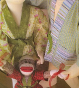 Child's Asian Hanten Jacket Hawaiian Sewing Pattern #240
