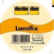 Vilene Lamifix transparent; width 17.55 inch/45cm, price per metre
