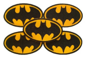 Batman Legos Movies Costume Super Hero Clothing Kb002 Sew or Iron on Patches Lot 5 Pcs