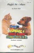 Playful Pet Collars Pattern & Hardware By Karen West