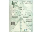 Phillips Fibre Art Jewel Box Gems Five & Tem Set Of 2