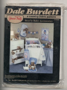 Dale Burdett Baby Layette Accessories Sewing Pattern