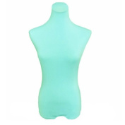 NAVA New Mint Green Superb Stretched Dress Form Mannequin Cover Model Dummy Top Cover