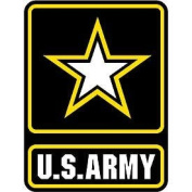 US Army Star 30cm Patch