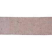 Vickerman 78140cm - 10cm x 10yd Red Glitter Mesh Ribbon