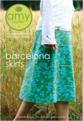 Amy Butler Barcelona Skirts 3 Style Skirt Sewing Pattern