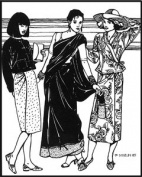 Folkwear South Asian Tops & Wraps Pattern