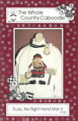 Rudy, My Right Hand Man II #133 Craft Sewing Pattern By The Whole Country Caboodle