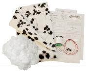 Haan Crafts Toy Pinto Stuffed Animal Beginner/Kids Sewing Kit