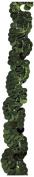 Belagio BK-301-15 Sequin Trimming, As Zig-Zag, 20mm, Green, 10 yard/roll