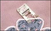 Janome Custom Crafted ZigZag Foot for Horizontal Rotary Hook Models