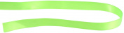Kel-Toy Double Face Satin Ribbon, 2.2cm by 100-Yard, Neon Green