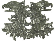 Cloak or Cape Clasp - Gryphon - Pewter