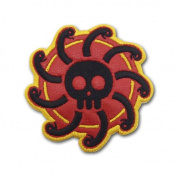 One Piece Kujya Pirates Wappen Patch