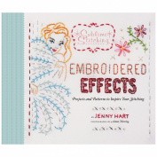 Chronicle Books-Embroidered Effects