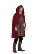 BURDA STYLE 7333 ROBIN HOOD COSTUME CAPE, SHIRT SEWING PATTERN MEN'S SIZES