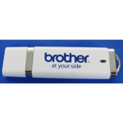 Brother USB Memory Stick for Machinr Embroidery Design Transfer