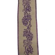 Kurt Adler Jute Grapevine Ribbon, 10cm by 5-Yard