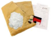 Haan Crafts Toy Tramp Stuffed Animal Beginner/Kids Sewing Kit