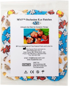 MYI Occlusion Eye Patches - Gender Neutral #1, Regular Size