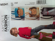 Mccall's Kids Backpack Pattern 5341