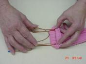 2 Sock Easy Embroidery Machine Hooping Aid / Hoops