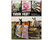 Swirly Girls Design Think Fast Bk