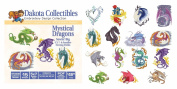 Dakota Collectibles - Mystical Dragons Multi Format Embroidery Designs CD - 970430