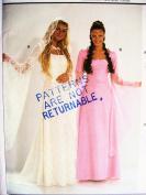 Burda 2484 Princess, Renaissance Dress Costume Pattern Misses Sizes 10 to 20 Halloween