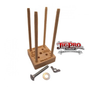 Jig Pro Shop® Multi-Monkey Fist Paracord Tool Jig ~ Make Monkey Fists From 1.6cm Thru 4.4cm