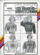 Stretch & Sew Pattern 4085 ~ Painted Desert T-Shirt ~ Bust 30-46