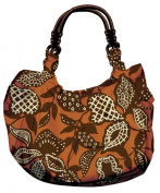 Daisy Kingdom Easy Cut and Sew Reversible Hobo Tote Kit, Large Floral