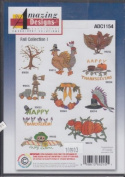 Amazing Designs Fall Collection 1 Machine Embroidery Designs ADC1154
