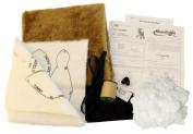 Haan Crafts Toy Fawn Stuffed Animal Beginner/Kids Sewing Kit