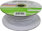 Stretchrite 144-Yard White Bead Cord Elastic Spool