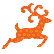 Accuquilt GO! Reindeer Fabric Cutting Die